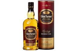 Виски Glen Turner Heritage Double Cask, 0.7 л