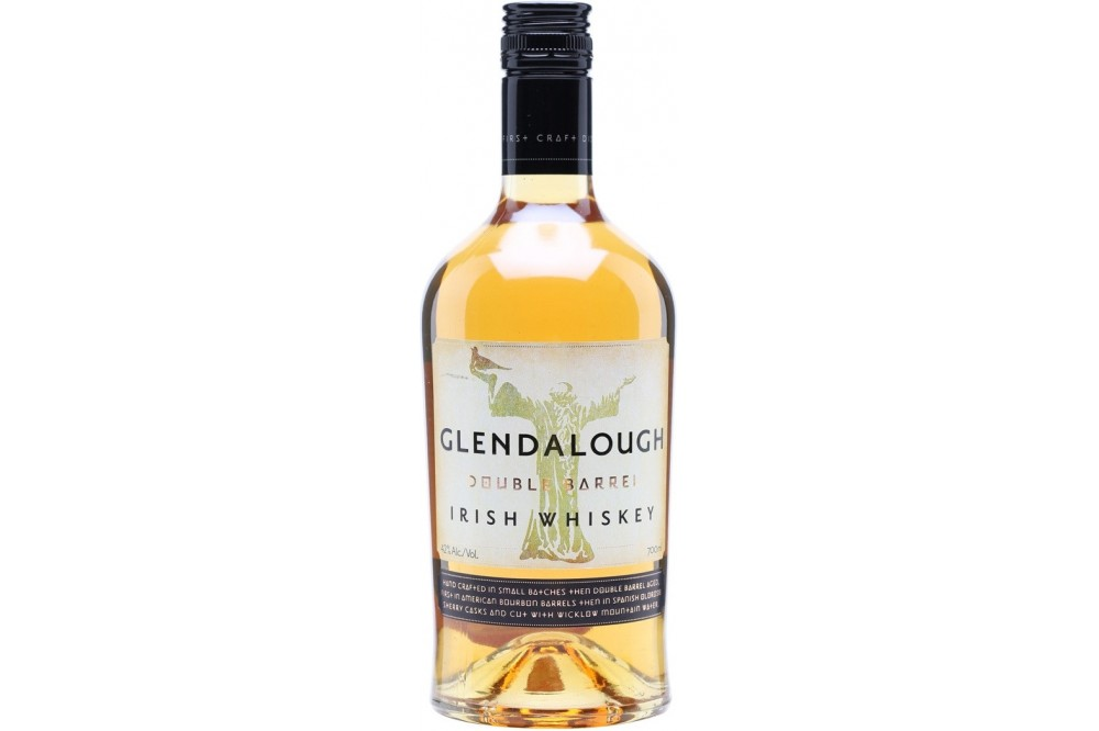 "Виски ""Glendalough"" Double Barrel, 0.7 л"