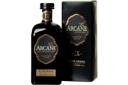"Ром The Arcane, ""Extraroma"" Grand Amber, <br> 12 Years Old, 0.7 л"