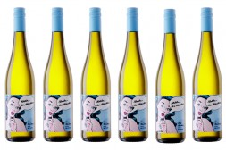 Белое Shhh It's Riesling, Mosel  2019 <br> (6 шт)