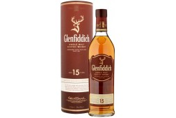 Виски Glenfiddich 15 Years Old, 0.75 л
