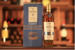 Виски MacallanTriple Cask Matured 12 Years Old, 0.7 л